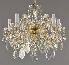 Marie Chandelier Crystal Marie Therese Chandelier C1950