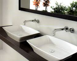 bathroom sink with side faucet interior design bathroom kitchen faucets bath tubs sinks
