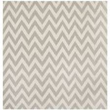Square Wool Rug Safavieh Porcello Contemporary Geometric Grey Ivory Rug 6 U00277