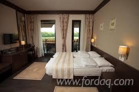 chambre a é vend chambre d hôtel contemporain feuillus européens chêne