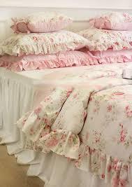 amazing ruffle bedding shabby chic 62 in shabby chic duvet covers