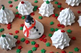 Christmas Tree Decorating Ideas Pictures 2011 Fashion Gourmet Christmas Baking Week Meringue Trees And Snowmen