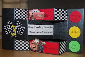 disney cars birthday party invitations cimvitation