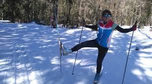 cross country skiing in chamonix france chamonet com