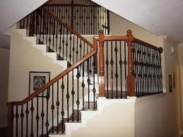 Spindle Staircase Ideas Interior And Exterior Fascinating Staircase Spindles Ideas