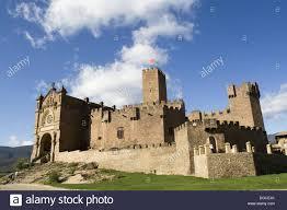 castillo medieval de javier navarra lugar de nacimiento de san