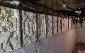 Spray Foam Insulation For Basement Walls by Spray Foam Insulation In Royal Oak Michigan