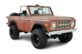 pre owned early model ford broncos classic ford broncos