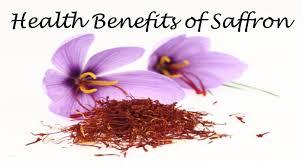 क सर क फ यद health benefits of saffron kesar