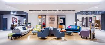 dfs showrooms nationwide retail design commercial architect