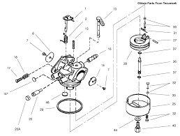 100 tecumseh 143 manual toro snow thrower parts diagram