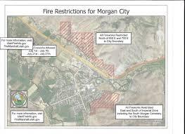Utah County Map Morgan County U003e Departments U003e Emergency Services U003e Wildland Fire