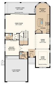 iii floor plan at arbor in wesley chapel fl