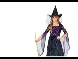 Witch Halloween Costumes Witch Halloween Costumes For Kids Youtube