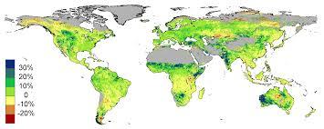 Sahara Desert On World Map by Deserts U0027greening U0027 From Rising Co2 Csiro
