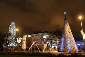 Decorated Christmas Tree London by Hello Wood Crafts Meaningful Christmas Trees In London Manchester