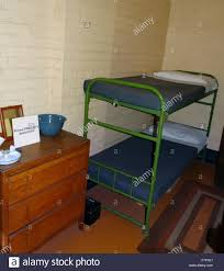 War Cabinet Ww2 Double Bunk Bed In The Cabinet War Rooms Bunker London England