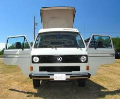 Westfalia Awning For Sale Sell Used Westfalia Volkswagen Vanagon Full Camper Bus Pop Top A C
