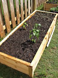 how to start a raised bed gardening front yard landscaping ideas