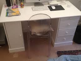 bureau bois massif blanc bureau bois massif blanc bureau en verre pas cher lepolyglotte