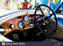 classic bentley interior interior of a classic bentley showing wooden dashboard wheel and