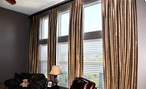 Minooka Family Room Window Treatments Plainfield Interior - Family room window treatments