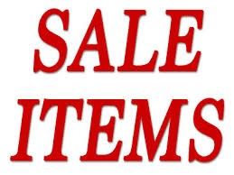 rt sale items