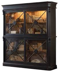 Glass Door Bookshelf Best Tips When Buying The Right Bookcase With Glass Doors