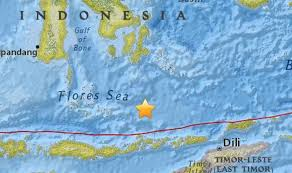 earthquake bali 2017 indonesia earthquake ring of fire hit just miles from bali volcano