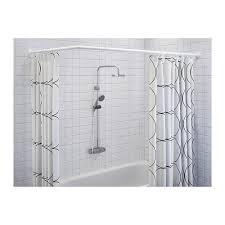 cheap l shaped shower curtain rail find l shaped shower curtain