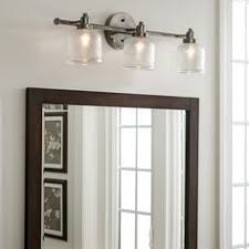 Lowes Bathroom Light Fixtures Brushed Nickel - product image 2 bathroom ideas pinterest allen roth brushed