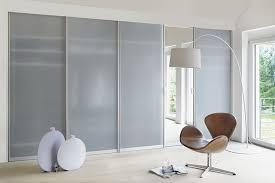 sliding room divider doors mirrored dividers design hanging foter