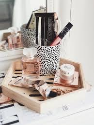 makeup storage tips u0026 tricks kate la vie