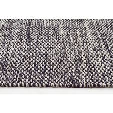 White Cotton Rug Hella Black U0026 White Cotton Flatweave Rug