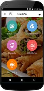 application cuisine android mobile application development company india hire app developers