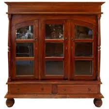 wicker bookcase for sale at 1stdibs