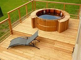 construire son jacuzzi spa bois haut de gamme et fabriqué en france o u0027biozz