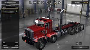 kenworth truck accessories american truck simulator kenworth c500 by jdm youtube