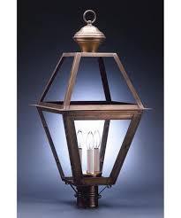 Post Light Fixtures Northeast Lantern 1073 Cim Boston 14 Inch Wide 1 Light Outdoor