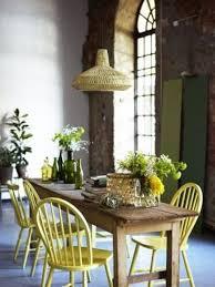 Kitchen Yellow - cheerful summer interiors 50 green and yellow kitchen designs