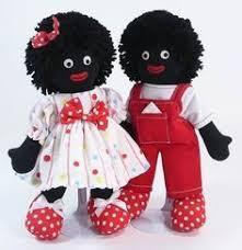 felt golliwog pattern kate finn golly golliwog gollywog doll 41cm 16 rag dolls