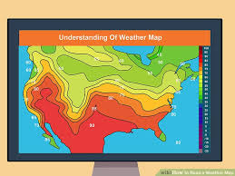 interpreting a weather map worksheets the best and most