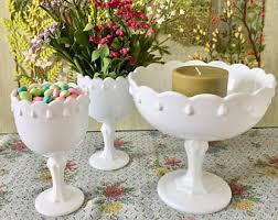 Cheap Vases For Sale In Bulk Milk Glass Vase Etsy