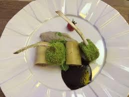 chef de cuisine fran軋is cuisine française avec influence asiatique des plats raffinés
