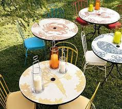 outdoor mosaic bistro table beautiful mosaic patio bistro table outdoor mosaic bistro set table
