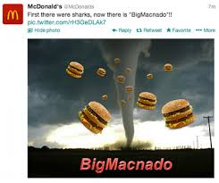 Sharknado Meme - sharknado sends social media into feeding frenzy and restaurant