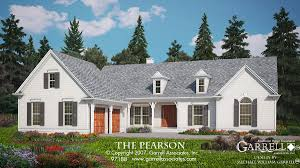 Home Plans Ranch Style Pearson House Plan House Plans By Garrell Associates Inc