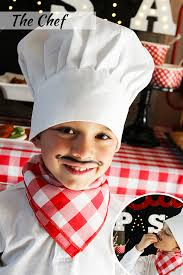 halloween chef easy last minute halloween costumes for kids michelle u0027s party