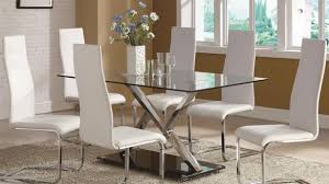Dining Room Table Tops The Chic Glass Dining Room Table Top Brilliant Sets Tops