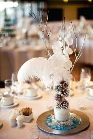 pine cone table decorations pine cone wedding table decorations